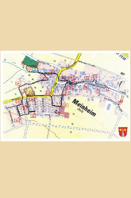 Routenplan 2016 Bewertungskommission